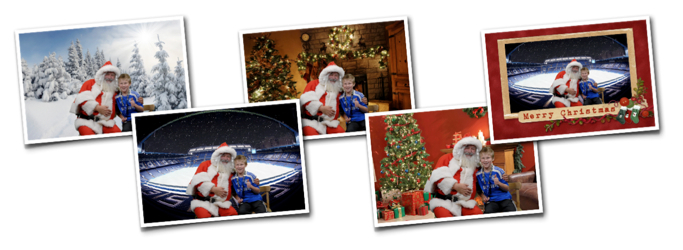 Christmas Grotto Photography Solutions Chelsea