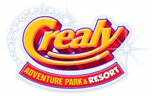 Crealy Resort Logo #14C3F42