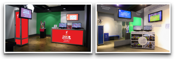 Photographic Solution Installations at Major Football Clubs