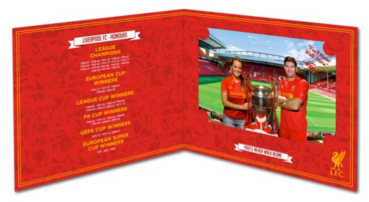Liverpool FC Photo Folder