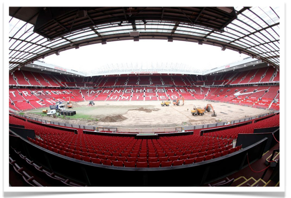 Manchester United Before Photo