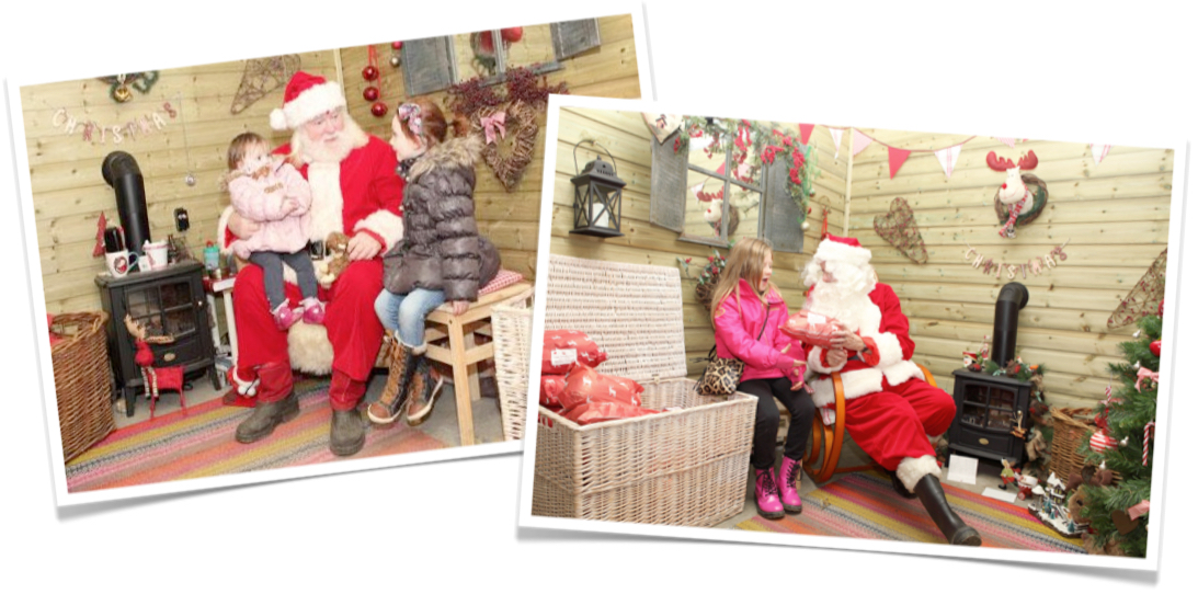 Christmas Grotto Photo Solution at Stockeld Park