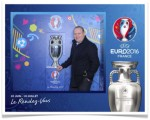Euro 2016 - Trophy Photo Experience
