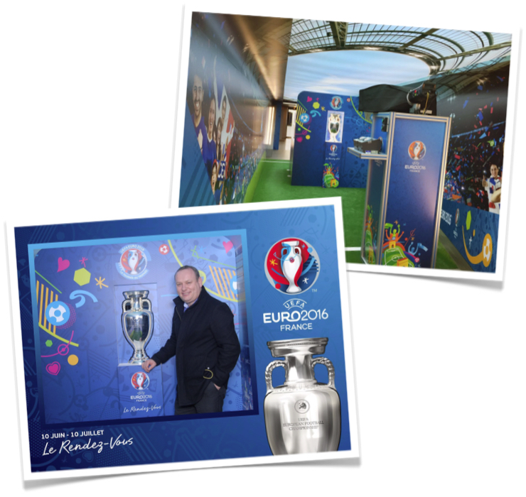 Photo Solution for UEFA at Euro 2016