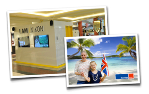 Temporary Photo Solutions for Shopping Centres and Events