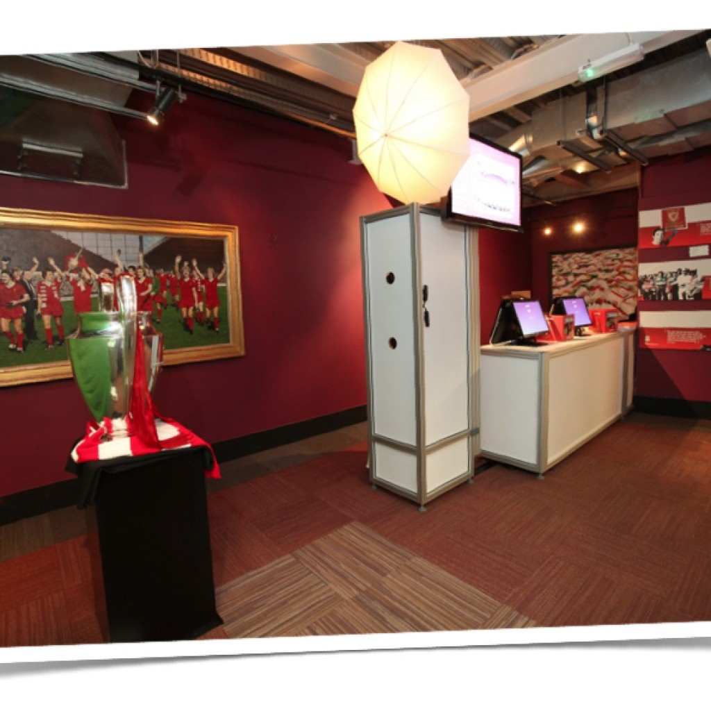 Liverpool Museum Setup