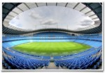 Man City Stadium Photo Installation