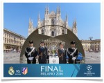 Photo Solution for UEFA in Milan