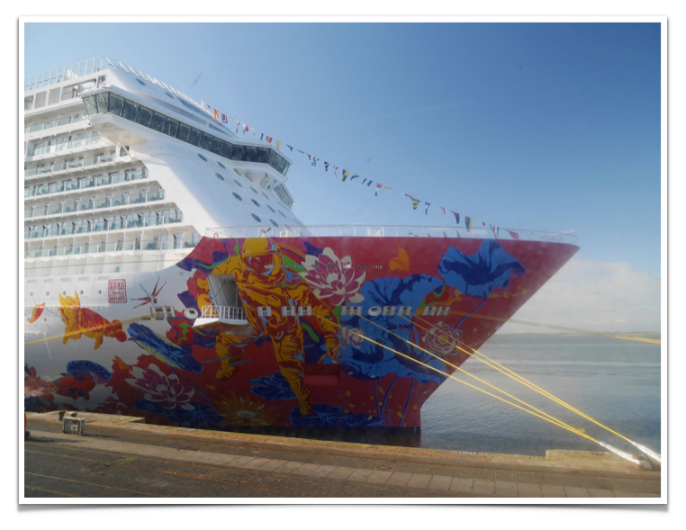 Cruise Ship Photography Image Insight